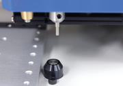Outil en diamant pour le marquage du métal, machine gravage Magic-F30 vision-technologies.fr