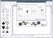 Gravure de motifs Magic-5P Vision-Technologies.fr