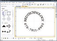 Gravure circulaire Magic-5P Vision-Technologies.fr