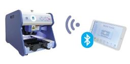wireless operation with bluetooth magic touch