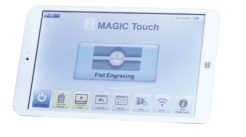 magic-touch page software