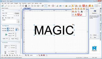 toolpath-screen magicart vision-technologies